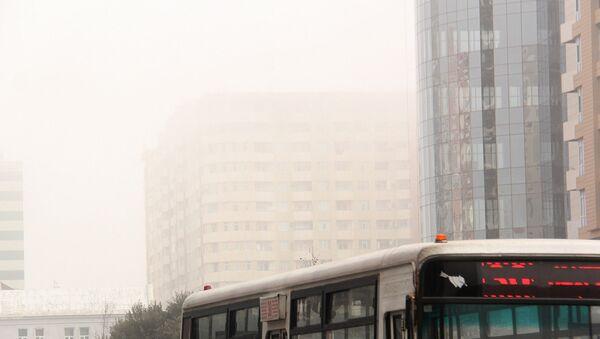 Туман в Баку, фото из архива - Sputnik Азербайджан