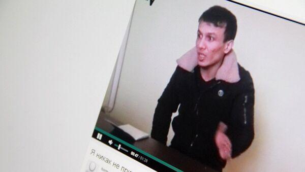 Снимок с видеохостинга Bulbul.kg пользователя turmush.  28-летний гражданин Кыргызстана Яхья Машрапов - Sputnik Азербайджан