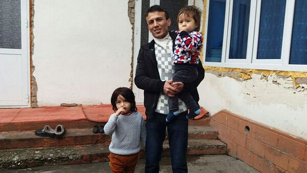 Гражданин Кыргызстана, которого обвиняли в совершении теракта в Стамбуле - Sputnik Азербайджан