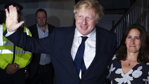 Референдум в Британии по сохранению членства в ЕС - Sputnik Azərbaycan