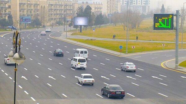 Neftçilər prospektində iki qatar relsi sökülüb - Sputnik Azərbaycan