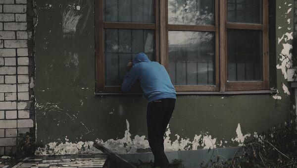 Вор, фото из архива - Sputnik Azərbaycan
