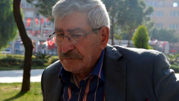 CHP-nin sədri Kamal Kılıçdaroğlunun qardaşı Cəlal Kılıçdaroğlu - Sputnik Azərbaycan
