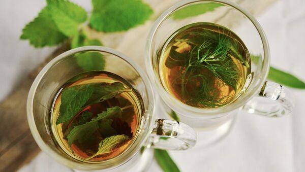 Bitki çayı - Sputnik Azərbaycan