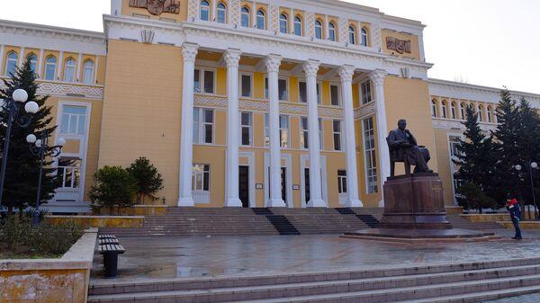 Бакинская музыкальная академия имени Узеира Гаджибейли  - Sputnik Azərbaycan