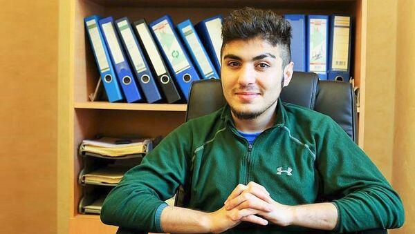 Блогер Мехман Гусейнов - Sputnik Азербайджан