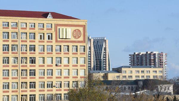 Бакинский государственный университет, фото из архива - Sputnik Azərbaycan