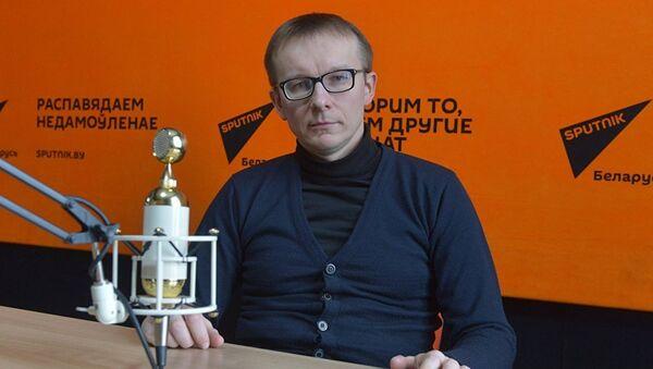 Заведующий кафедрой финансов международного университета МИТСО Вячеслав Ярошевич - Sputnik Азербайджан