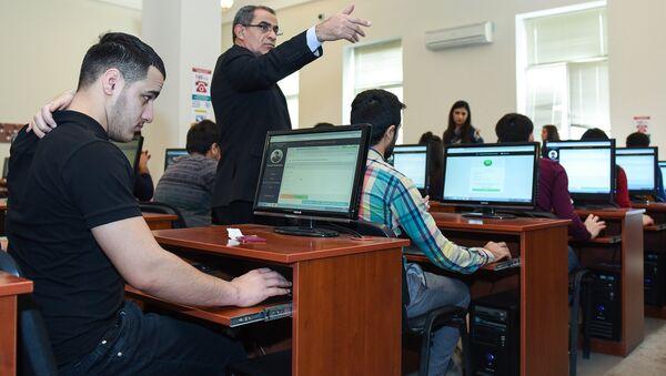 Azərbaycan Dövlət İqtisad Universiteti (UNEC) - Sputnik Azərbaycan