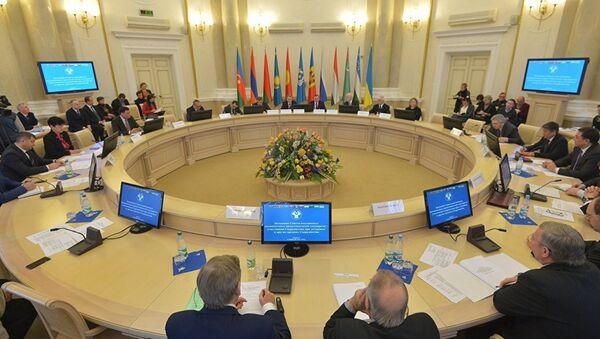 Заседание постпредов СНГ в Минске - Sputnik Азербайджан