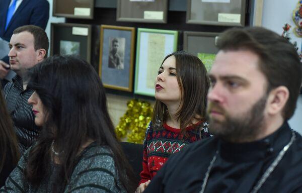 День российской печати в РИКЦ - Sputnik Азербайджан