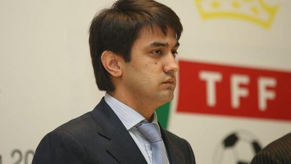 Rustam Emomali - Sputnik Azərbaycan