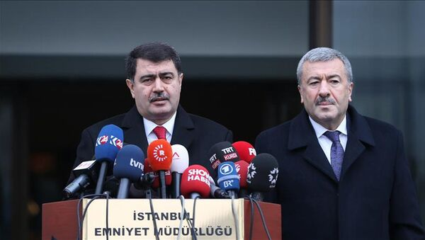 Губернатор Стамбула Васип Шахин - Sputnik Азербайджан