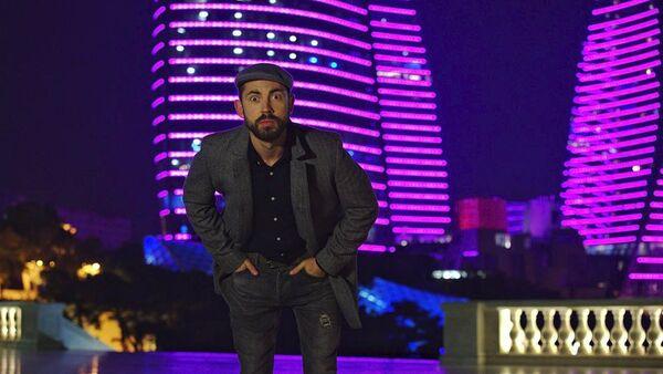 Андрей Бедняков в Баку - Sputnik Азербайджан