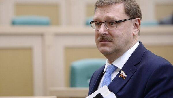 Konstantin Kosaçyov - Sputnik Azərbaycan