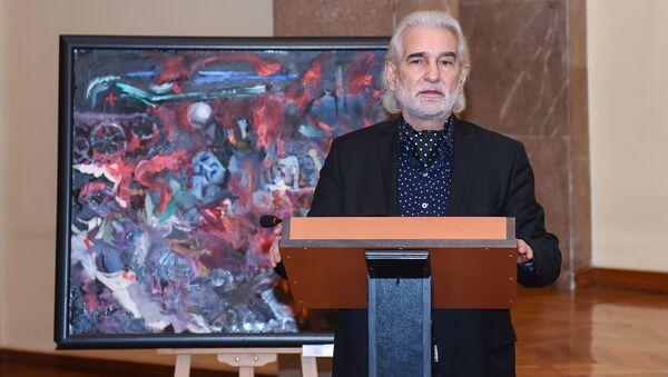 Незабытые — мероприятие, посвященное памяти жертвам 20 января - Sputnik Азербайджан
