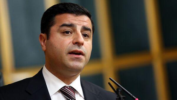 HDP həmsədri Səlahəddin Dəmirtaş - Sputnik Azərbaycan