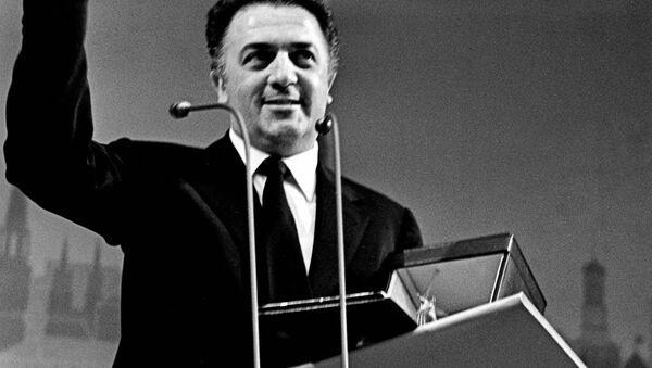 Фредерико Феллини - Sputnik Azərbaycan