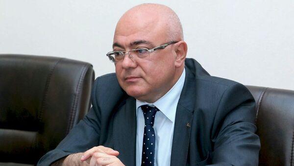Председатель Государственного таможенного комитета АР Айдын Алиев - Sputnik Азербайджан