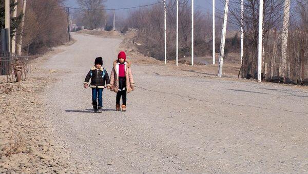 Kənd uşaqları - Sputnik Azərbaycan