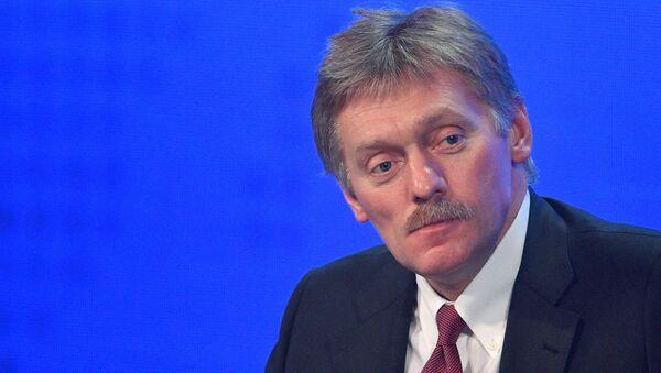 Пресс-секретарь президента РФ Дмитрий Песков, фото из архива - Sputnik Азербайджан