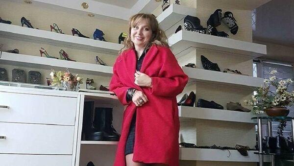 Грузинский дизайнер Мадонна Харатишвили - Sputnik Азербайджан