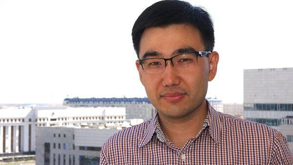 Казахстанский эксперт Алкей Маргуланулы - Sputnik Азербайджан