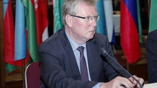 Cпециальный представитель президента России Игорь Братчиков, фото из архива - Sputnik Азербайджан