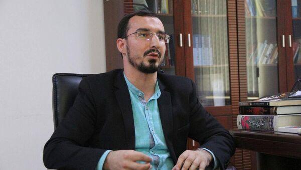 Taleh Bağırov - Sputnik Azərbaycan