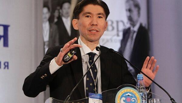 Казахстанский политолог Досым Сатпаев - Sputnik Азербайджан