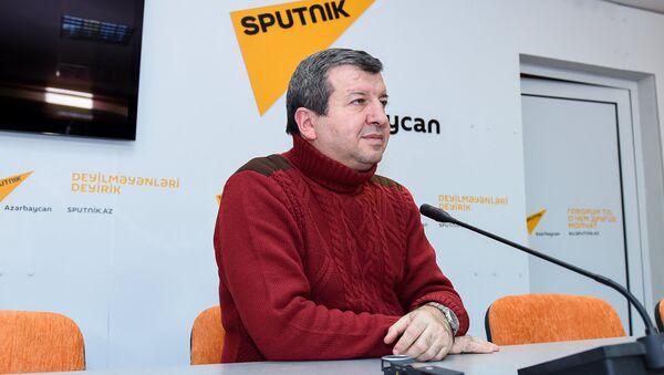 Toğrul İsmayıl - Sputnik Azərbaycan