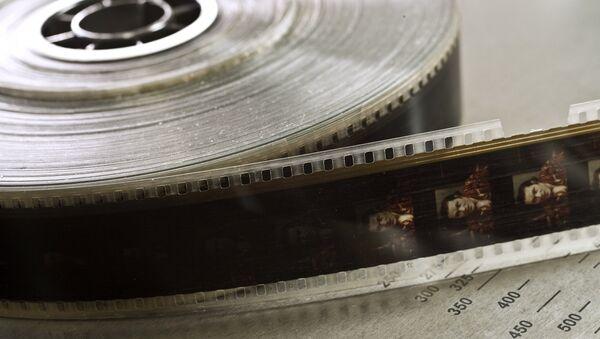 Кинопленка, фото из архива - Sputnik Азербайджан