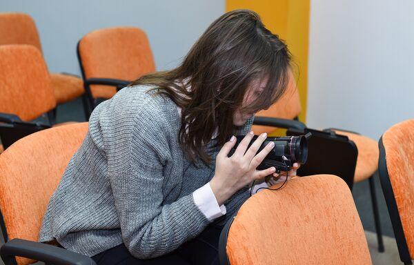 Пресс-конференция на тему Что принесут налоговые изменения в 2017 году в Международном мультимедийном пресс-центре Sputnik Азербайджан - Sputnik Азербайджан