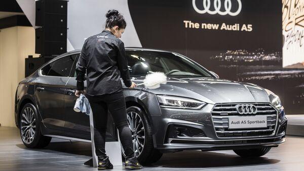 Audi A5 - Sputnik Azərbaycan