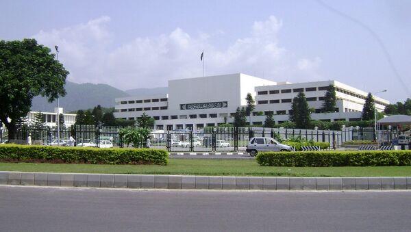 Парламент Пакистана - Sputnik Азербайджан