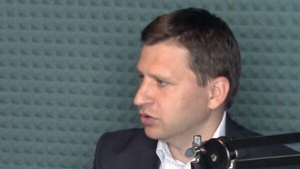 Молдавский эксперт Виорел Гырбу - Sputnik Азербайджан