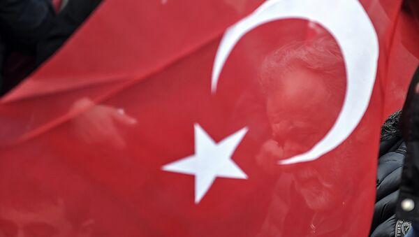 Türkiyə bayrağı - Sputnik Azərbaycan