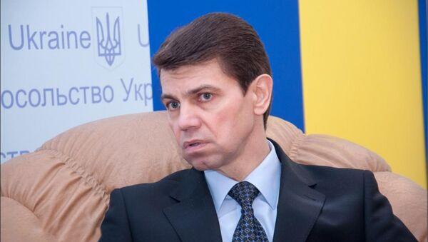 Посол Украины в Азербайджане Александр Мищенко, фото из архива - Sputnik Азербайджан