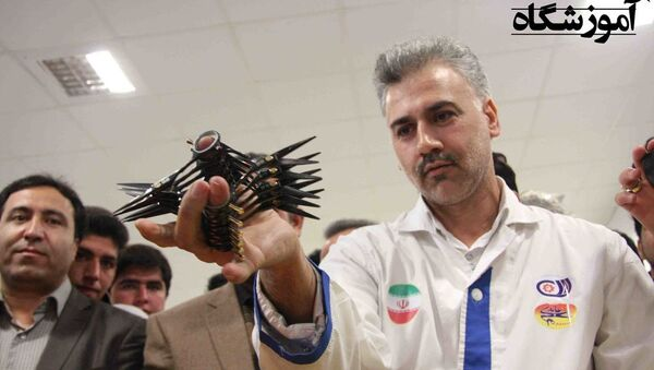 Иранский парикмахер Али Абеди - Sputnik Азербайджан