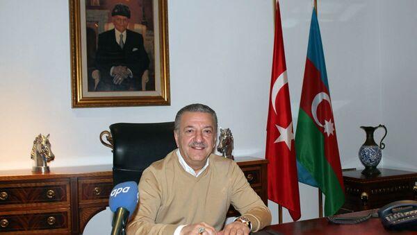 Предприниматель Тельман Исмаилов - Sputnik Azərbaycan