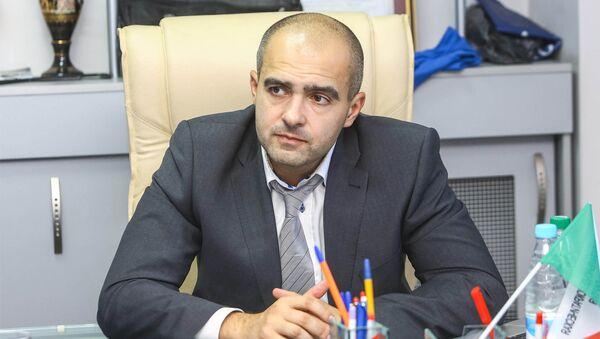 Первый заместитель председателя Либерально-демократической партии Республики Беларусь Олег Гайдукевич - Sputnik Азербайджан