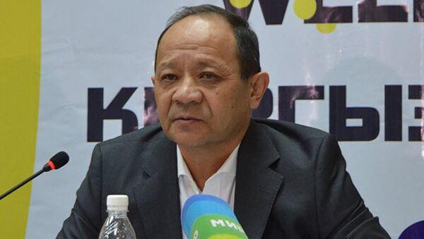 Президент Союза банков КР Анвар Абдраев - Sputnik Азербайджан