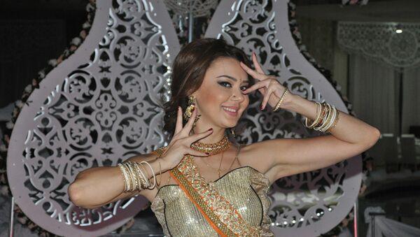 Азербайджанская танцовщица Оксана Расулова - Sputnik Азербайджан