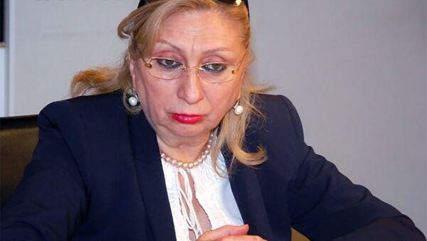 Председатель Правозащитного Центра Азербайджана (ПЦА) Залиха Тагирова - Sputnik Азербайджан