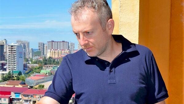 Александр Лапшин - Sputnik Азербайджан