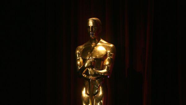 Статуя Оскар, фото из архива - Sputnik Азербайджан