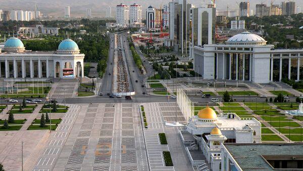 Виды Ашхабада - столицы Туркменистана, архивное фото - Sputnik Azərbaycan