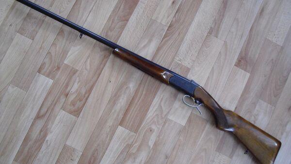 Охотничье ружье ИЖ 16, фото из архива - Sputnik Азербайджан