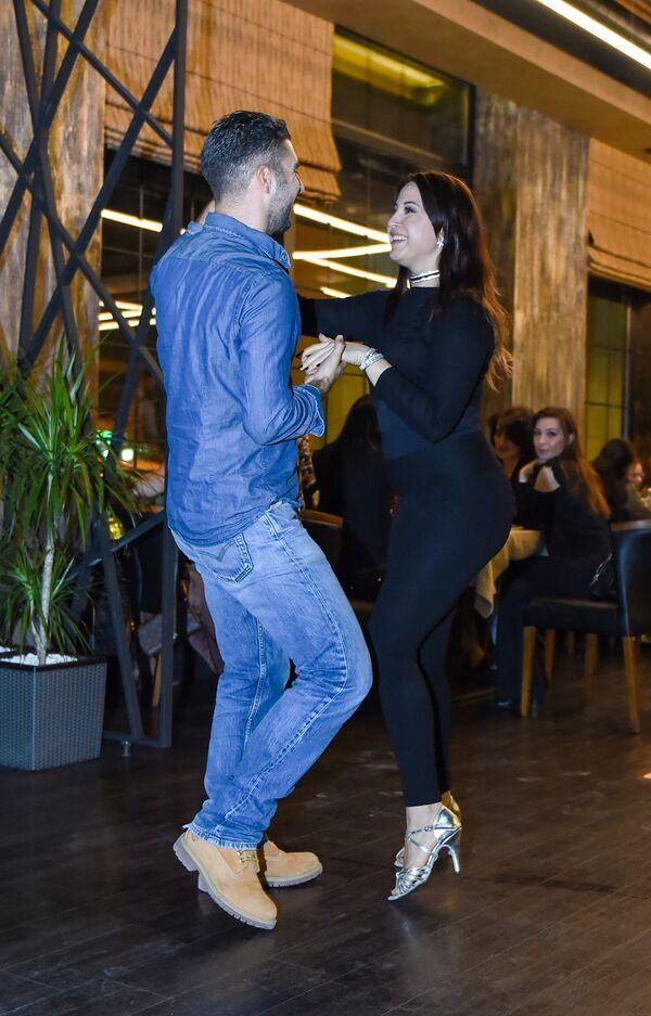 Вечер в ритме латиноамериканских танцев - Sputnik Азербайджан