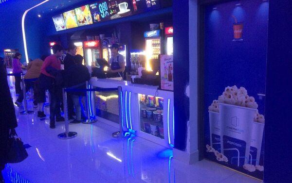 Кафе в одном из известных торговых центров Баку - Sputnik Азербайджан